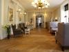 Blick in die Schlosslounge Hotel Schloss Basthorst