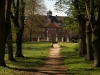 Schloss Basthorst Ansicht Parkseite