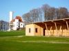 Schloss Ranzow / Rügen - Driving Range des Hotels