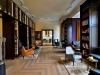 Loungebereich Wine&Book im SCHLOSS Hotel Fleesensee