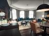 Turm Suite mit Terrasse_Wohnzimmer_im SCHLOSS Hotel Fleesensee