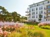 Steigenberger Grandhotel & Spa Heringsdorf - Parkblick zum Palais Wilhelm-II