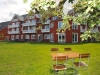 Strandhafer Aparthotel - Garten