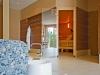 Strandhafer Aparthotel-Sauna
