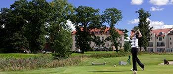Golfurlaub in der Mecklenburgischen Ostseeküste Schweiz