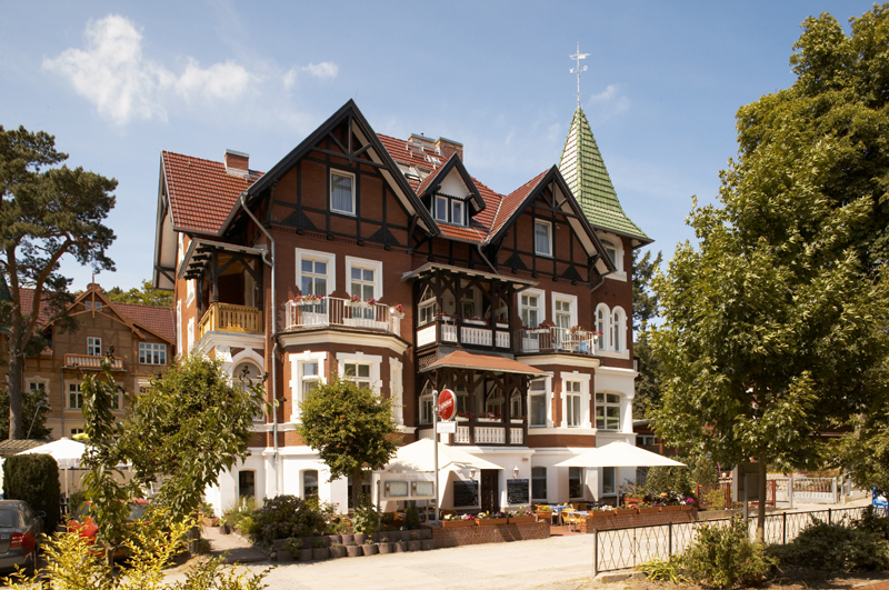 Hotel Pension Haus Neptun