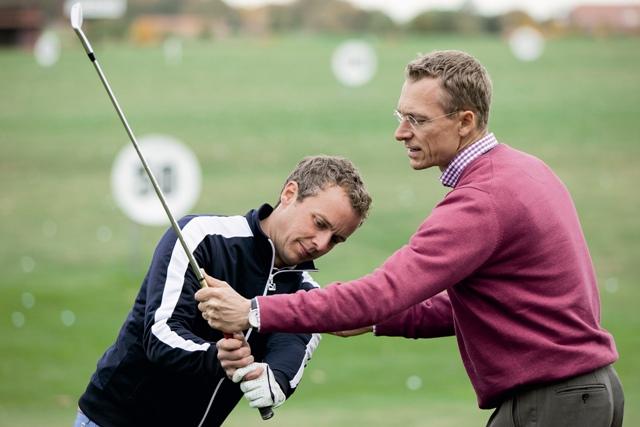 Golfurlaub für Anfänger