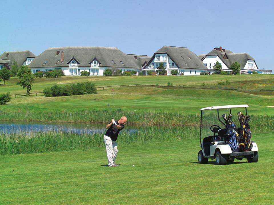 Golfurlaub im Binnenland