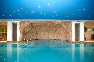 Sauna - Hotel Balmer See