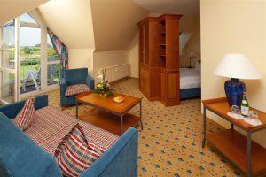 Wohnbeispiele Hotelzimmer Balmer See